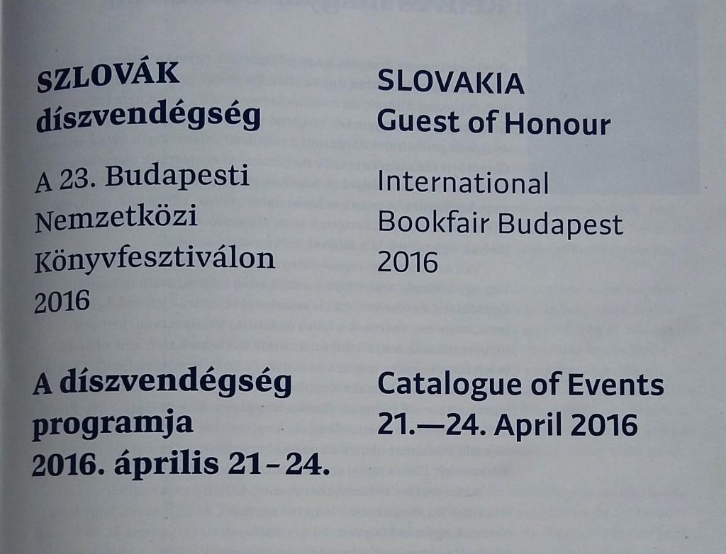 Kortárs szlovák irodalom