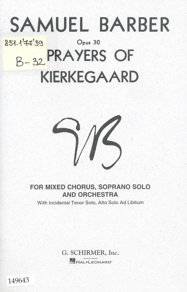 Kierkegaard imák