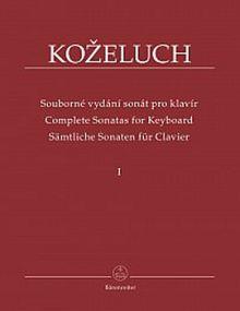 Leopold Koželuch összes szonátája