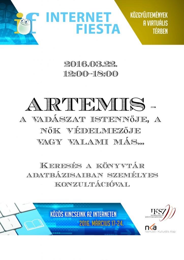 Artemis...
