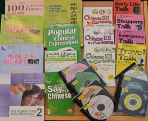 Új kínai nyelvkönyveink