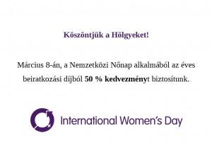 Nemzetközi Nőnap